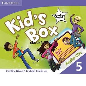 Kid's Box 5 Class Audio CD2