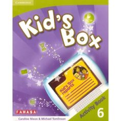 Kid's Box 6 Activity Book