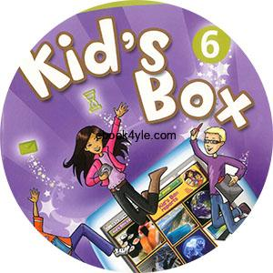 Kid's Box 6 Class Audio CD3