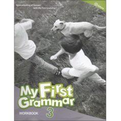 My First Grammar 3 Workbook