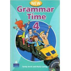 New Grammar Time 4