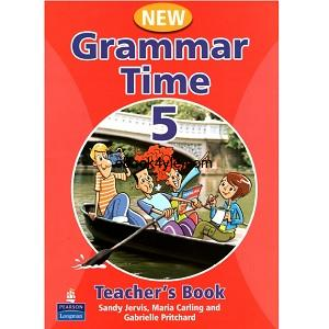 New Grammar Time 5 Teacher's Book