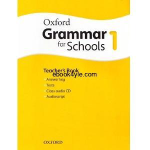 Oxford Grammar for Schools 1 Teacher's Book