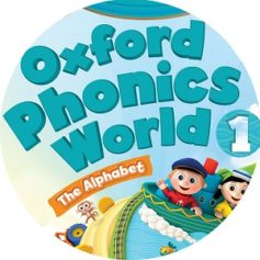 Oxford Phonics World 1 Class Audio CD1