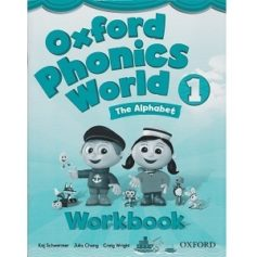 Oxford Phonics World 1 The Alphabet Workbook