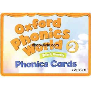 Oxford Phonics World 2 Phonics Cards