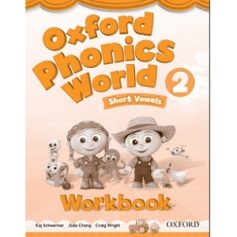 Oxford Phonics World 2 Short Vowels Workbook