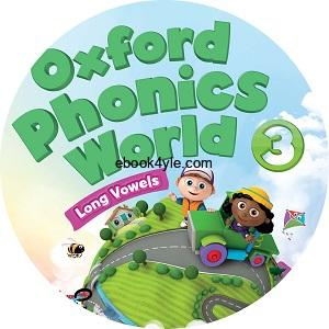 Oxford Phonics World 3 Class Audio CD1