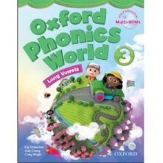 Oxford Phonics World 3 Long Vowels Student Book