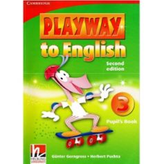Playway To English 3 Pupil's Book 2nd Edition