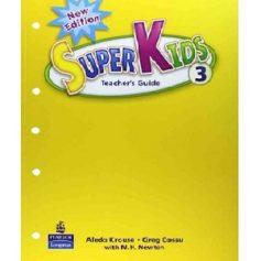 SuperKids 3 Teacher's Guide