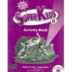 SuperKids 6 Activity Book