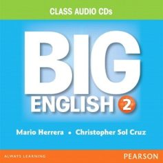 Big English (American English) 2 Class Audio CD