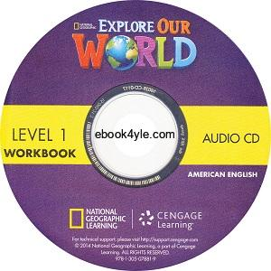 Explore Our World 1 Workbook Audio CD