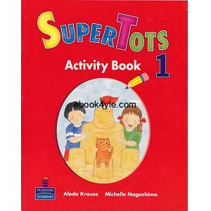 SuperTots 1 Activity Book