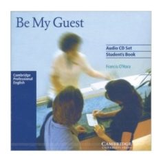 Be My Guest – English for the Hotel Industry Audio CD 1