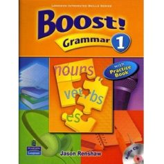 Boost! Grammar 1 Student Book and Practice Book