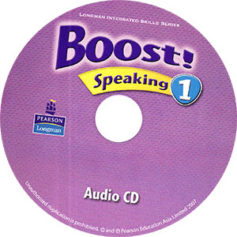 Boost! Speaking 1 Audio CD