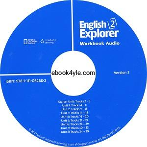 English Explorer 2 Workbook Audio CD