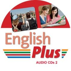 English Plus 2 Class Audio CD 1