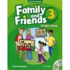 Family and Friends 3 Student Book American English