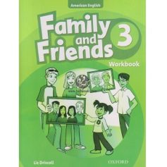Family and Friends 3 Workbook American English