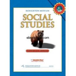 Houghton Mifflin Social Studies Grade 4