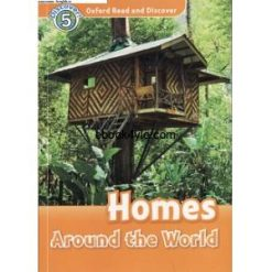 Oxford Read and Discover - L5 - Homes Around the World