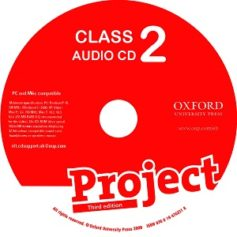 Project 2 3rd Edition Class Audio CD 1