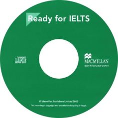 Ready for IELTS Coursebook Class CD3