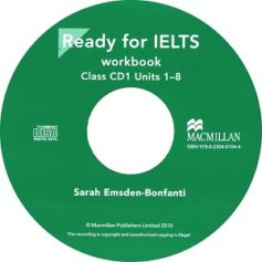 Ready for IELTS Workbook Class CD1 Unit 1-8