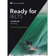 Ready for IELTS Workbook with key