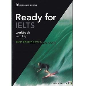Ready for IELTS Workbook with key ebook