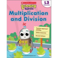 Scholastic Learning Express Mathematics (6 items)