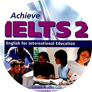 Achieve IELTS 2 Class Audio CD 2