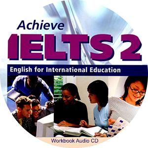 Achieve IELTS 2 Workbook Audio CD