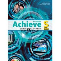 Achieve Starter Student Book Workbook 2nd Edition