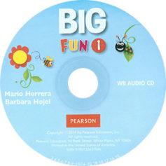 Big Fun 1 Workbook Audio CD