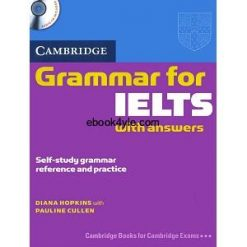 Cambridge Grammar for IELTS with answers