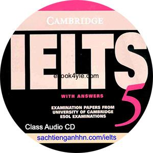 Cambridge IELTS 5 Class Audio CD