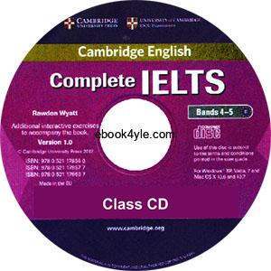 Complete IELTS Bands 4-5 Class Audio CD