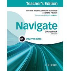 Navigate Intermediate B1 plus Coursebook Teacher's Edition