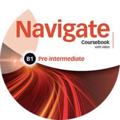 Navigate Pre-Intermediate B1 Coursebook Audio CD