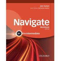Navigate Pre-intermediate B1 Workbook with key