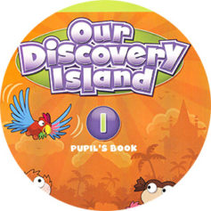 Our Discovery Island 1 Pupil's Book Class Audio CD 1