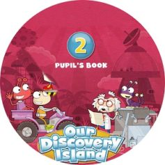 Our Discovery Island 2 Pupil's Book Class Audio CD 3