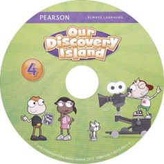 Our Discovery Island 4 Student Book Audio CD C