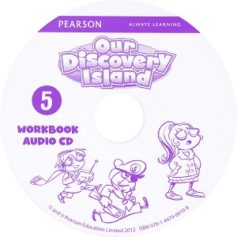 Our Discovery Island 5 Workbook Audio CD