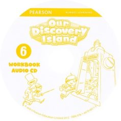Our Discovery Island 6 Workbook Audio CD