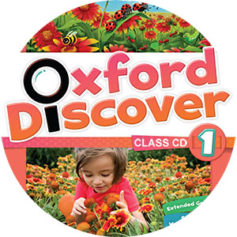 Oxford Discover 1 Class CD 2